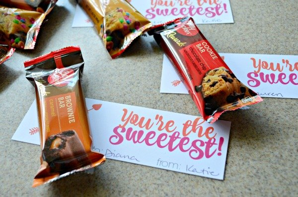 You're The Sweetest Valentine Printable