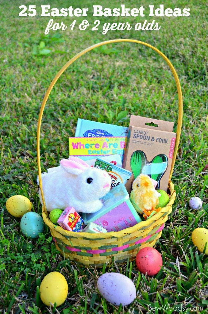 Title 25 easter basket ideas for 1 2 year oldstitle sew woodsy 25 easter basket ideas for 1 2 year olds negle