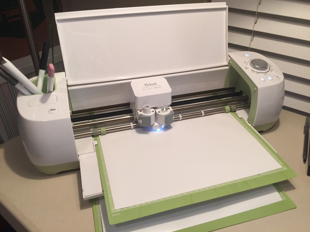 Cricut Explore with Iron-On Vinyl