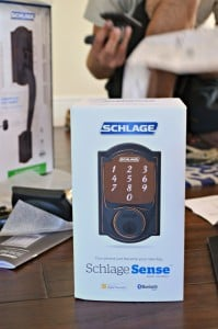 Introducing Schlage Sense Smart Deadbolt!