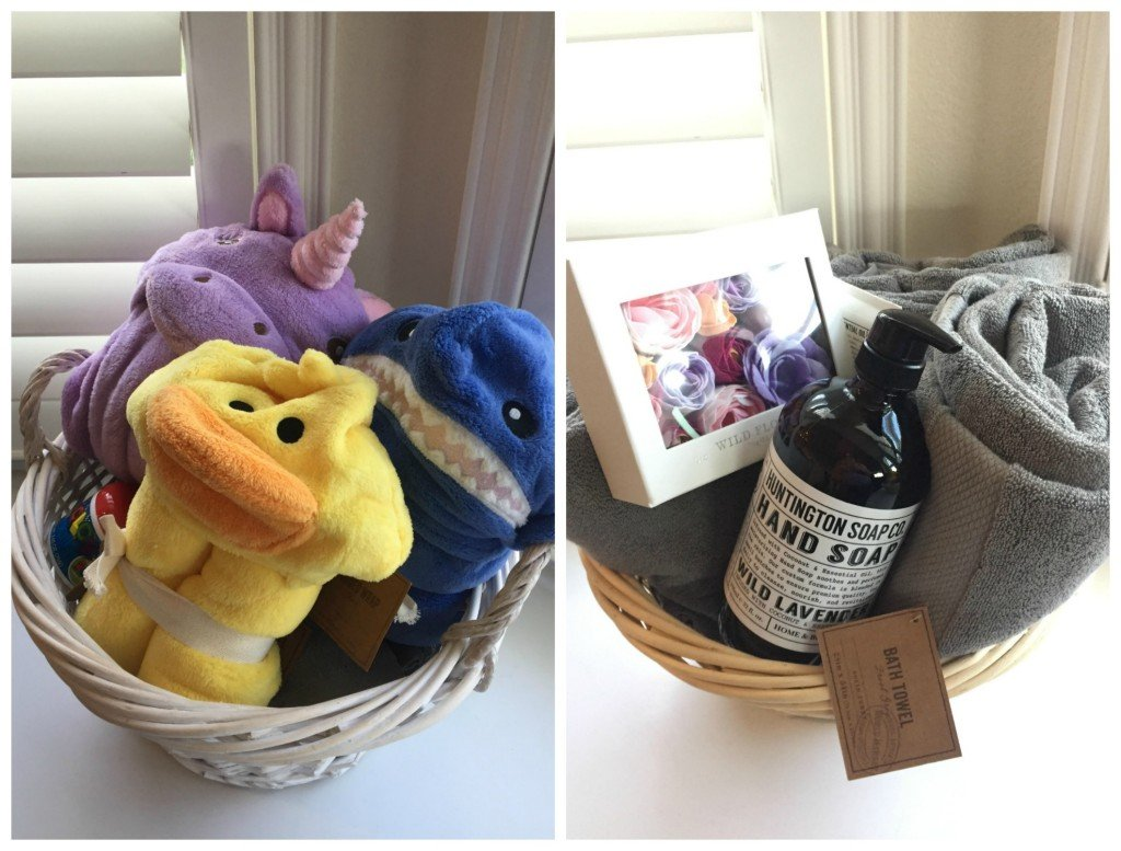 Share The Joy - Bath Gift Basket #WorldMarketTribe @JoyToTheWorldMarket #WorldMarketJoy #ad