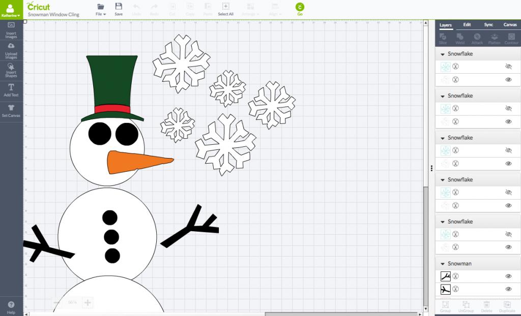 Diy Toddler Friendly Snowman Window Clings Sew Woodsy