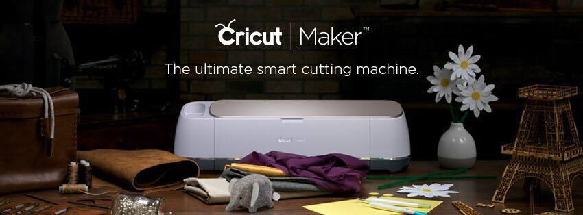 All About the New Cricut Maker - Sew Woodsy
