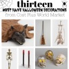 13 Must Have Halloween Decorations from Cost Plus World Market Square