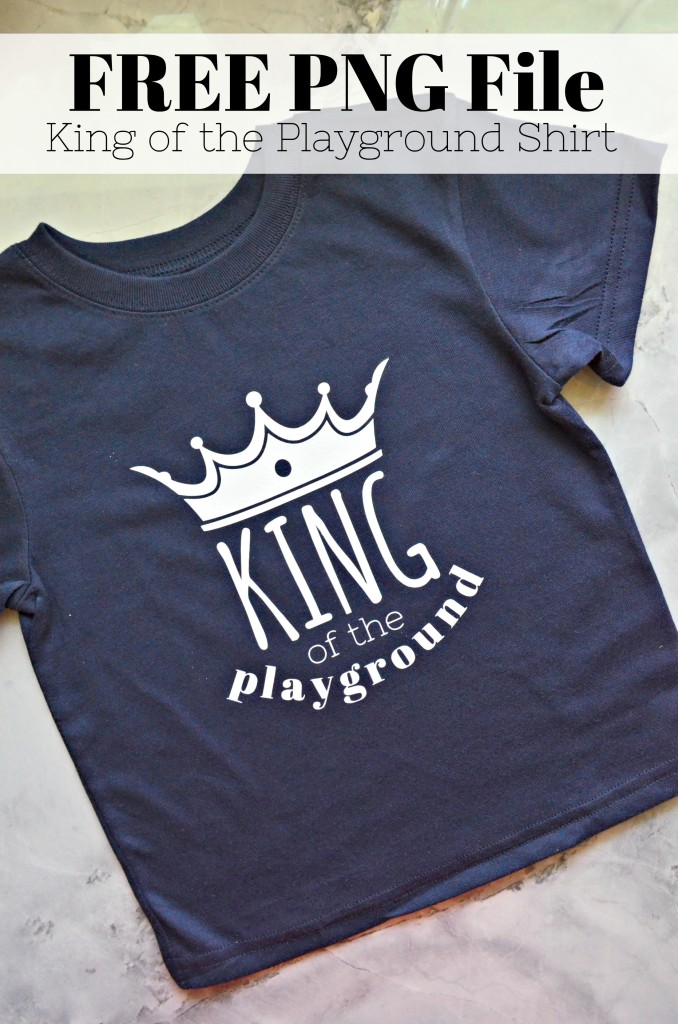 King of the Playground FREE PNG File