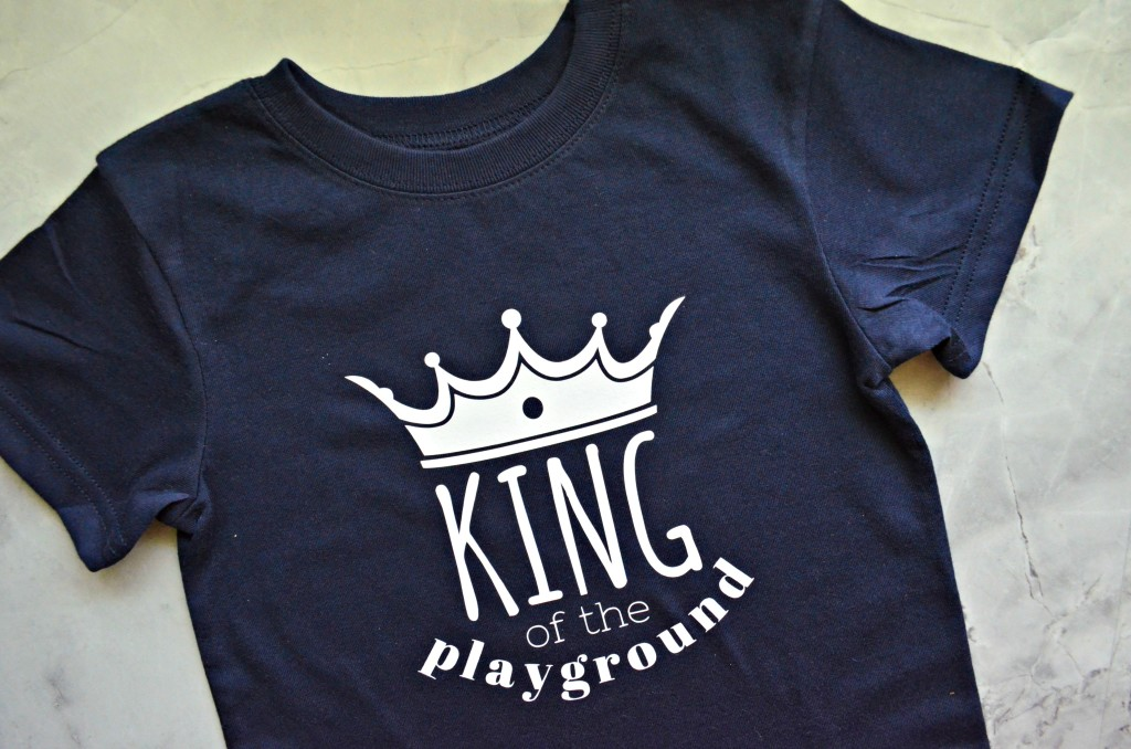 King of the Playground Shirt