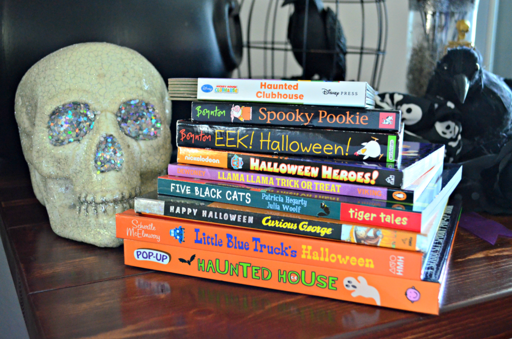 13 Must Read Toddler Halloween Books
