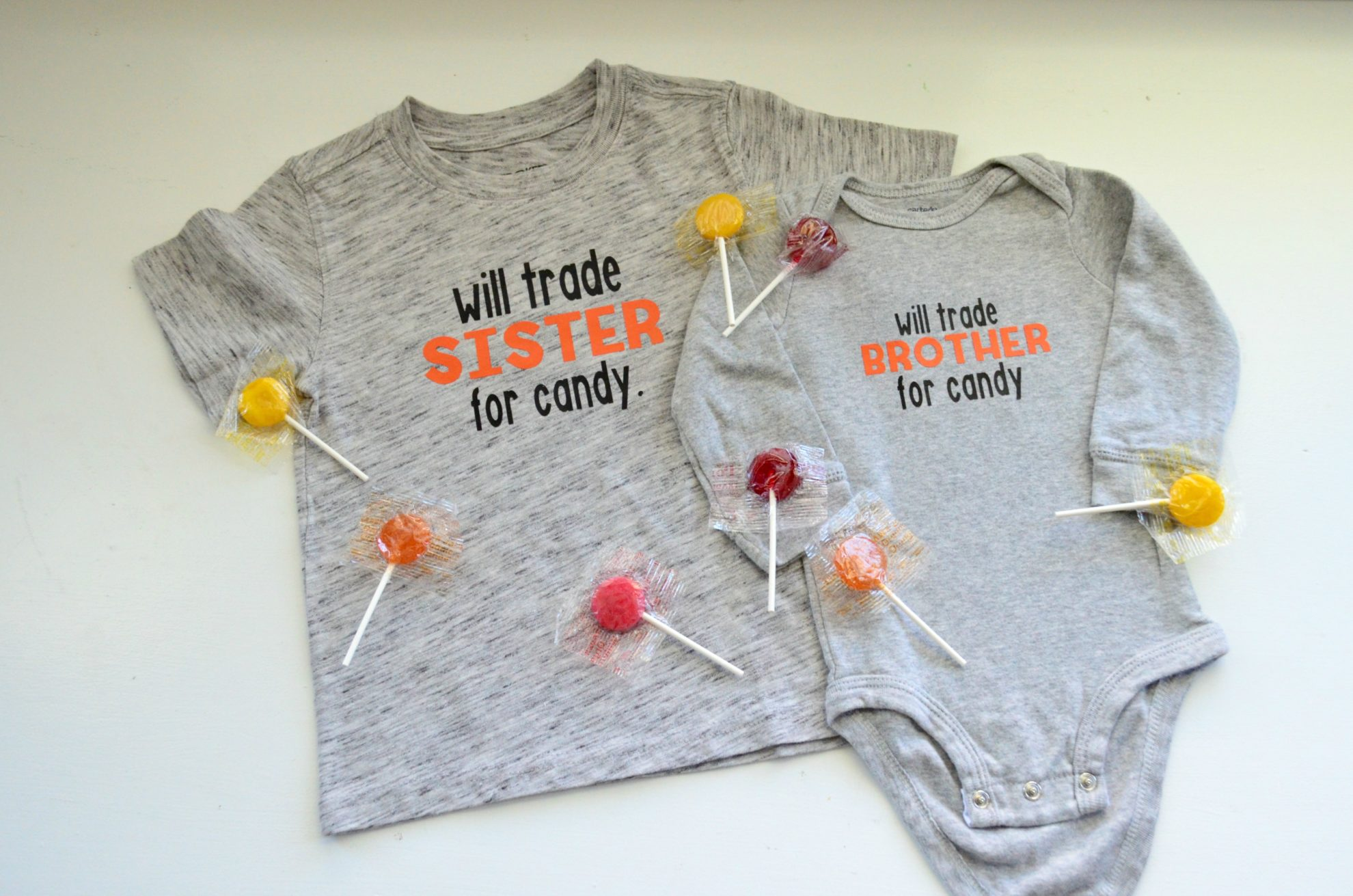 Diy Will Trade Sibling For Candy T Shirt Project Sew Woodsy
