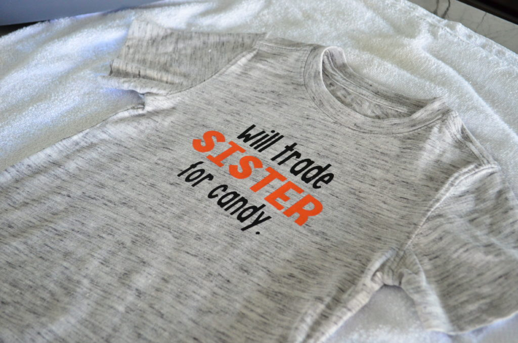 DIY Will Trade Sister for Candy T-Shirt