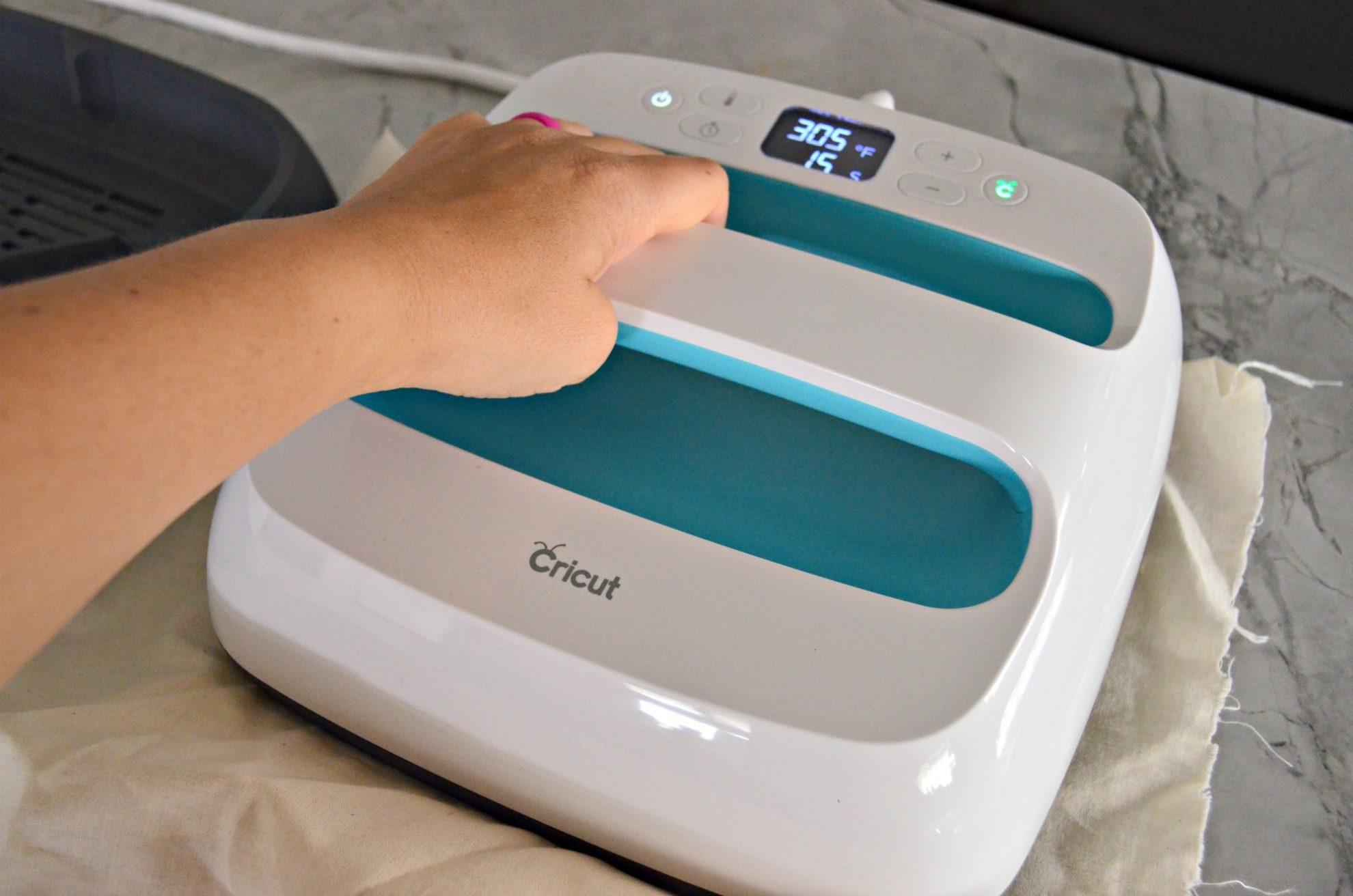 't Count Dish Towel - Cricut EasyPress