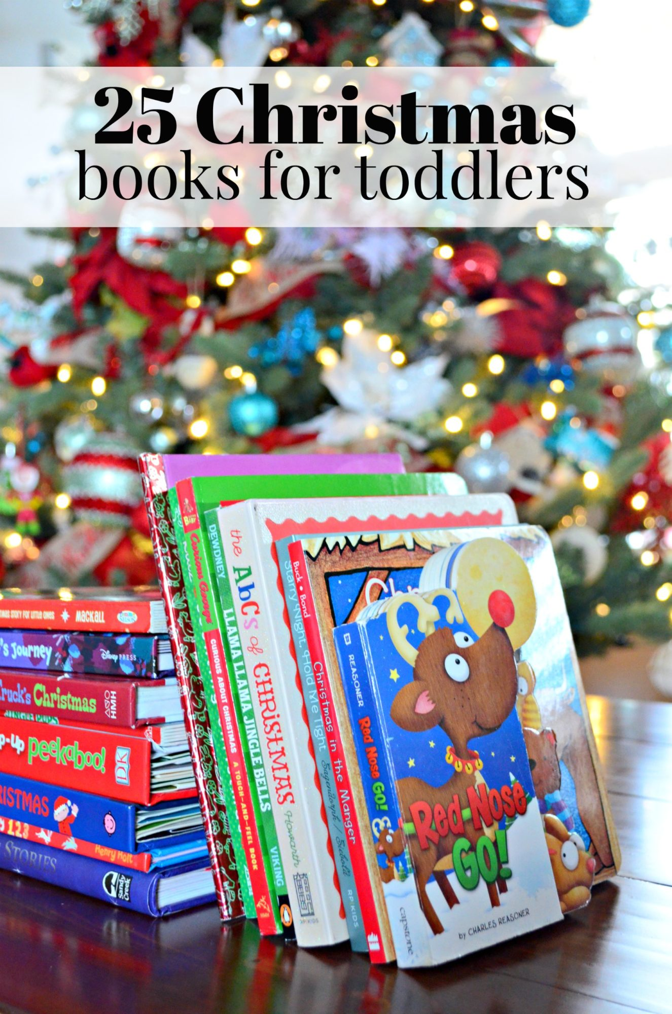25 christmas books for toddlers - Best Christmas Books