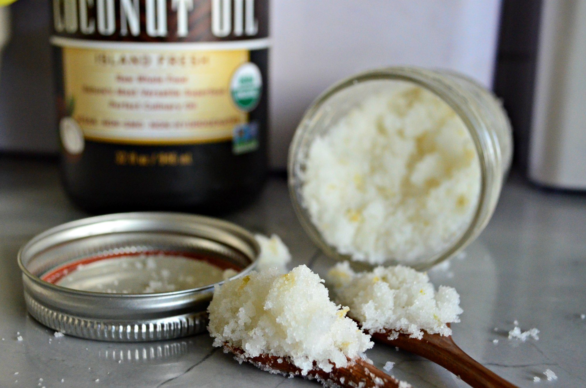 Vanilla Sugar Scrub