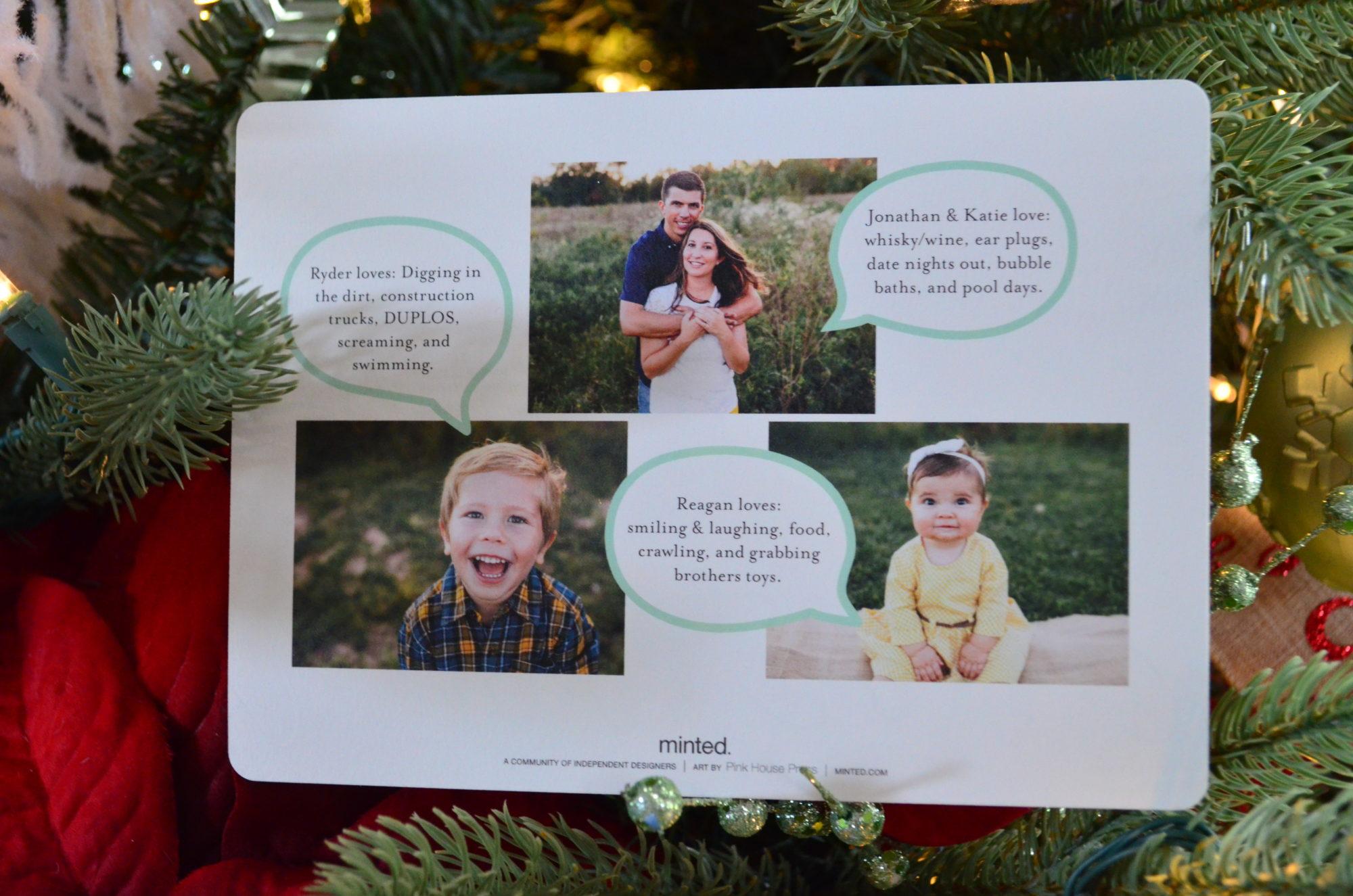 Christmas Card 2017 - Back