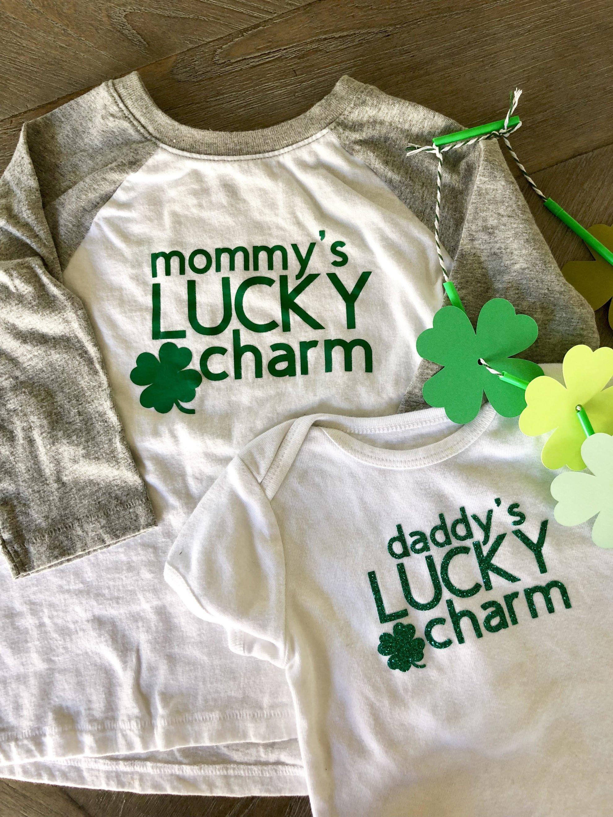 's Lucky Charm T-Shirt