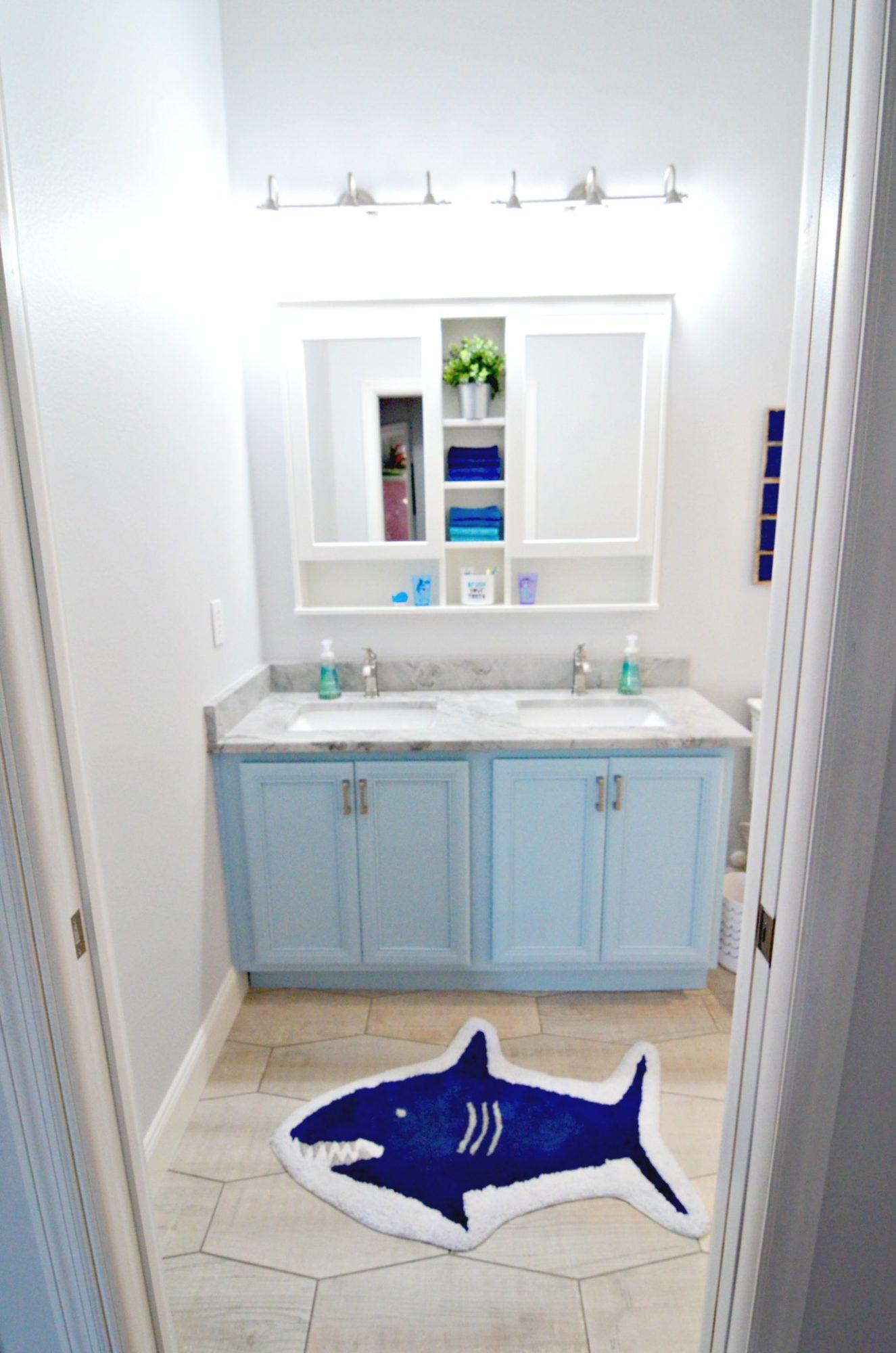 Kids Bathroom Renovation