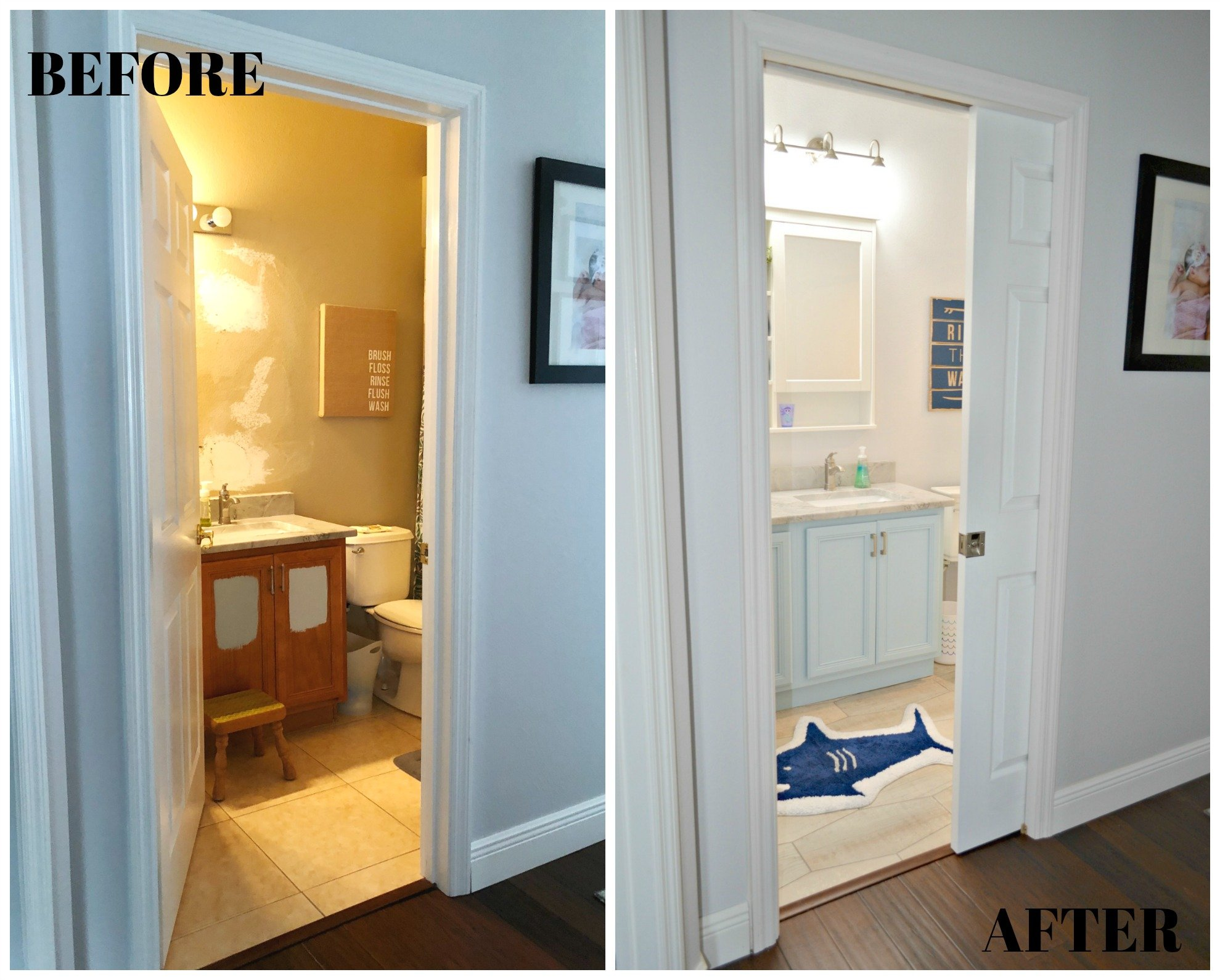 Kids Bathroom Renovation