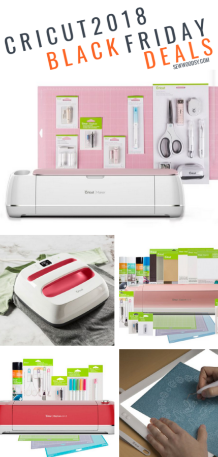 Cricut Black Friday Deals 2018