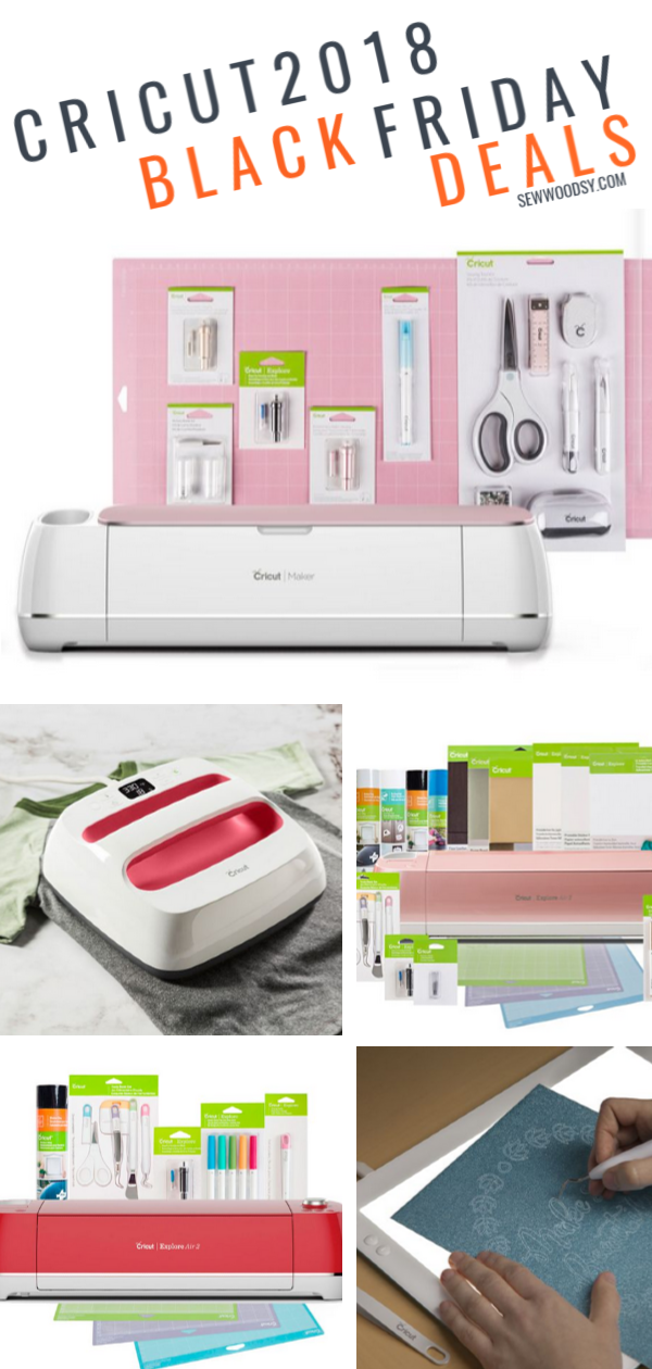 Cricut 2018 Black Friday Deals