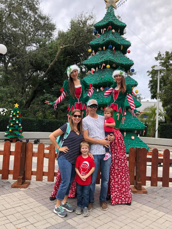 Christmas Bricktacular 2018 at LEGOLAND® Florida