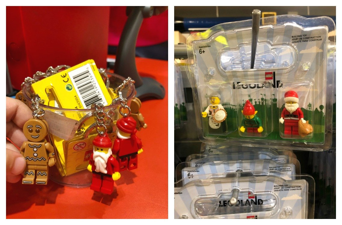 LEGOLAND Christmas Exclusive LEGOS