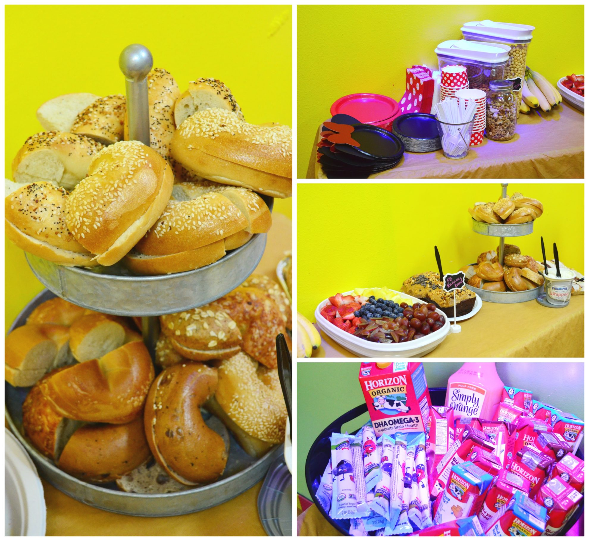 Brunch Food Ideas For A Morning Birthday Party