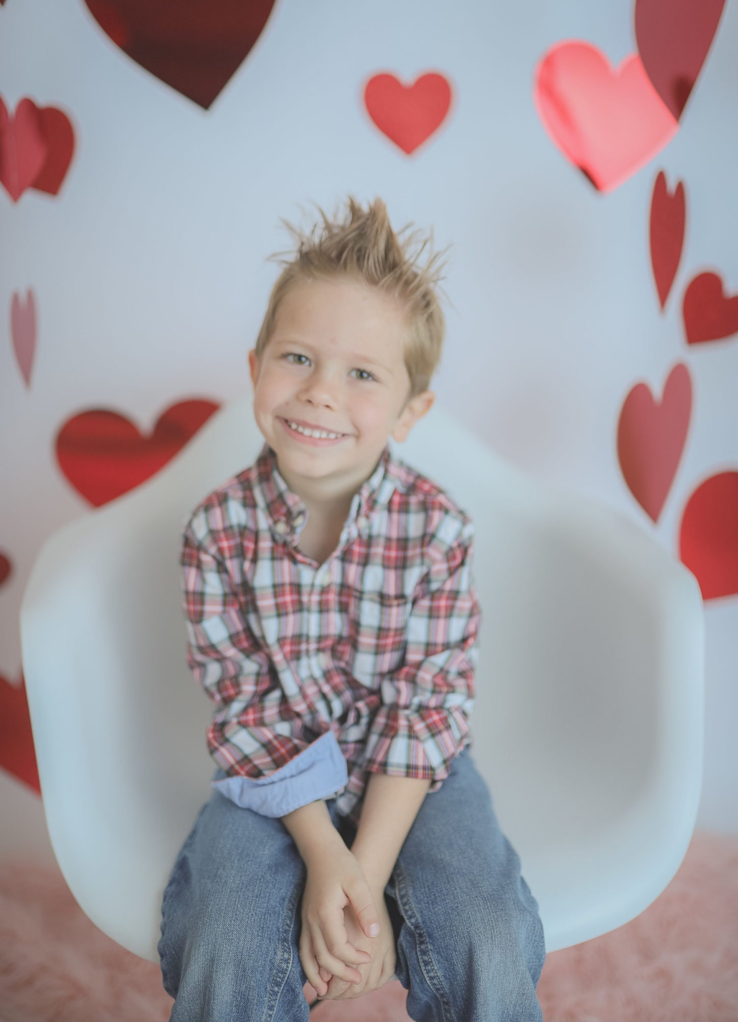 Valentine's Little Boy