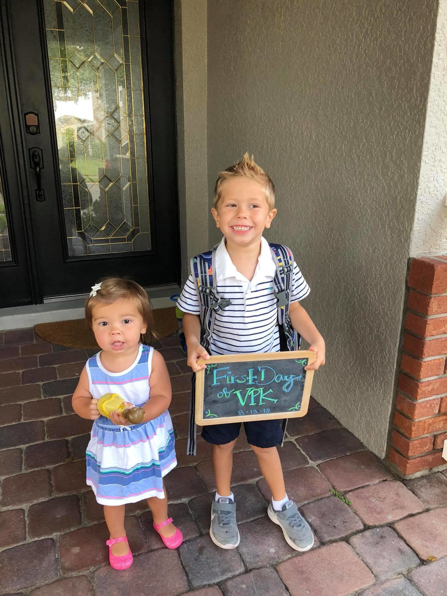 First Day of VPK