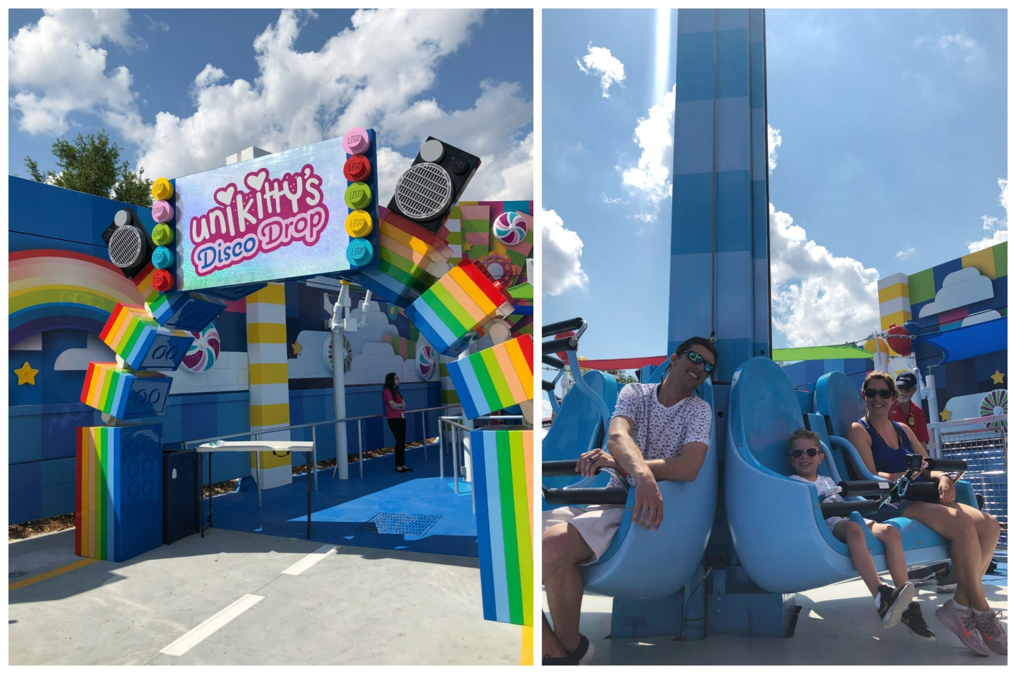 The LEGO MOVIE World - Unikitty's Disco Drop
