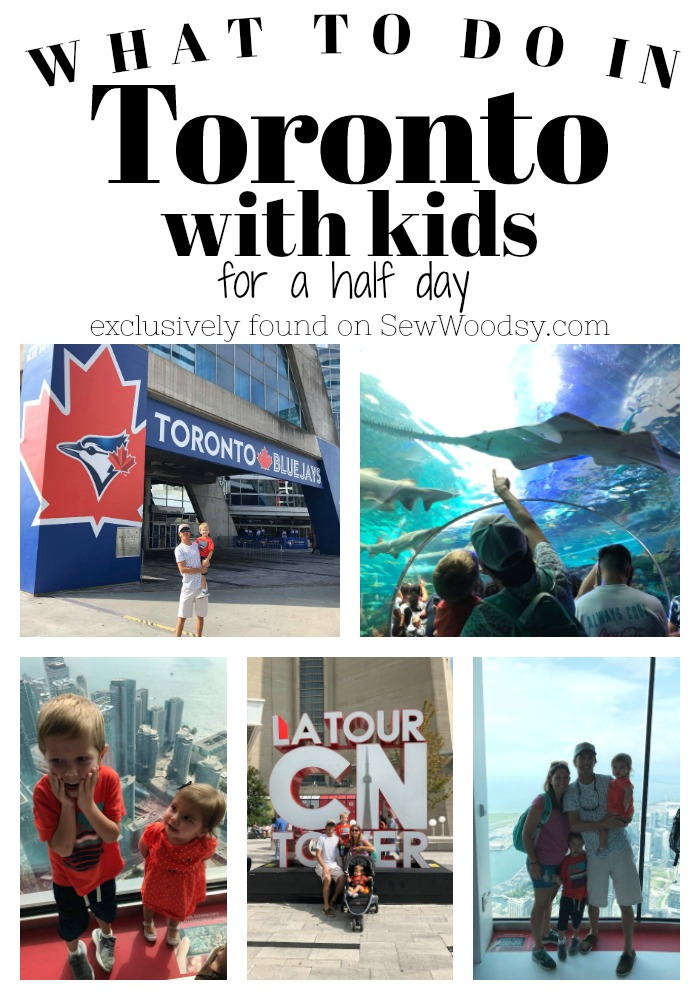 What to do in Toronto with Kids for a half day