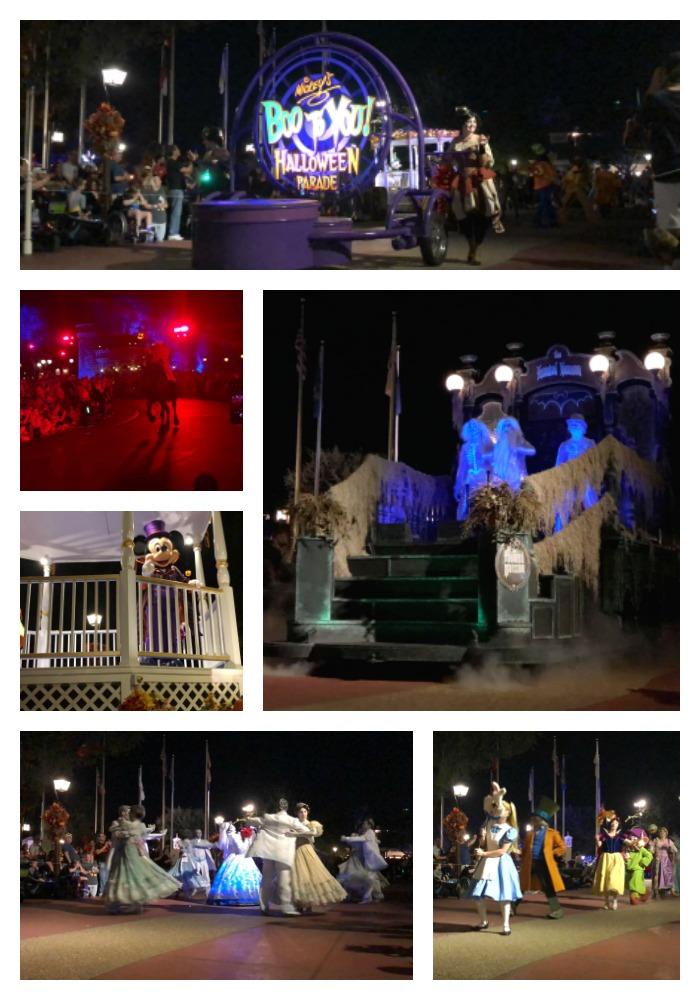 "Mickey's ""Boo To You"" Halloween Parade"