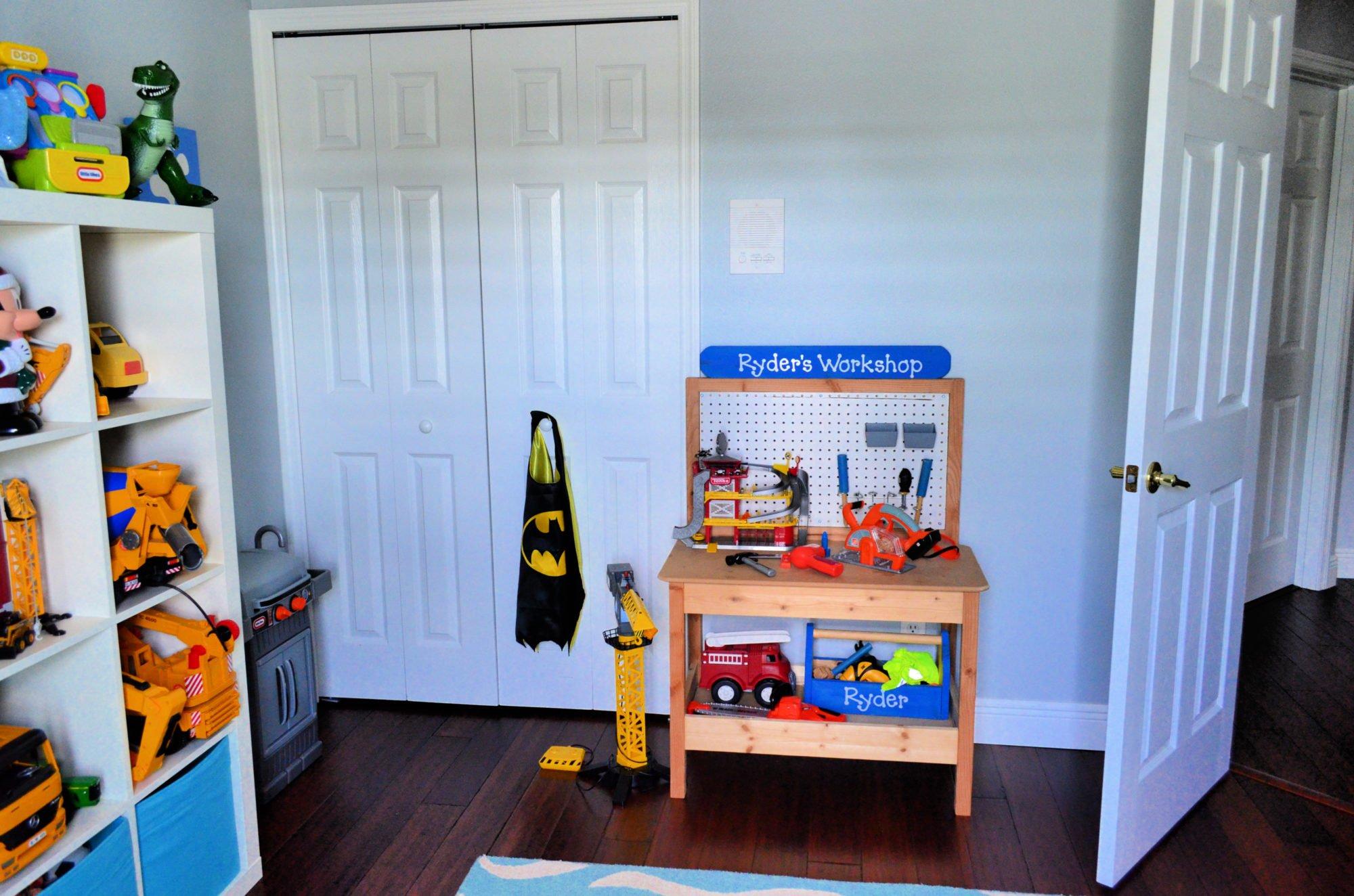 Nautical Toddler Room Toys