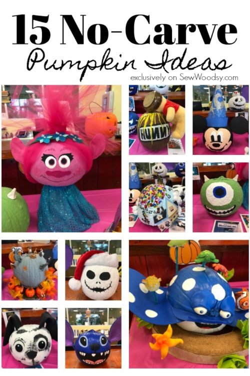 15 No-Carve Pumpkin Ideas
